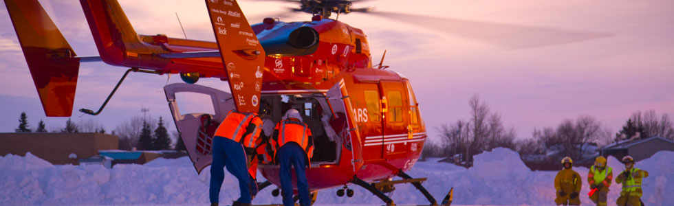 STARS is a charitable, non-profit organization that provides a safe, and highly specialized helicopter EMS system for critically ill and injured patients.
